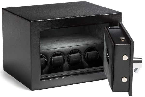 Benson Black Series Safe watchwinder 2