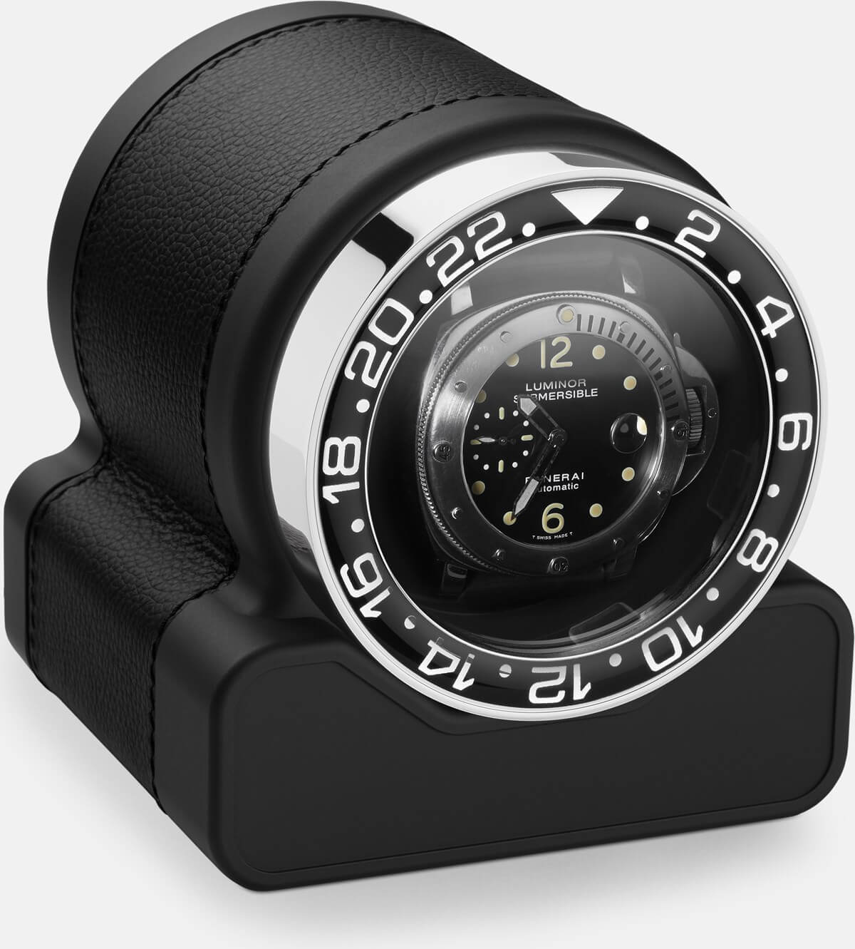 Scatola del Tempo Rotor One watchwinder