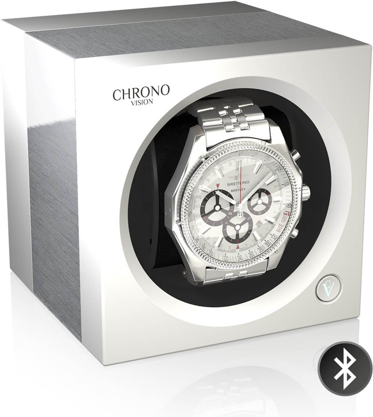 Chronovision One Aluminium Bluetooth 70050/101.30.12